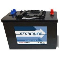 STORMLINE BATTERIE - 140 AH - AGM