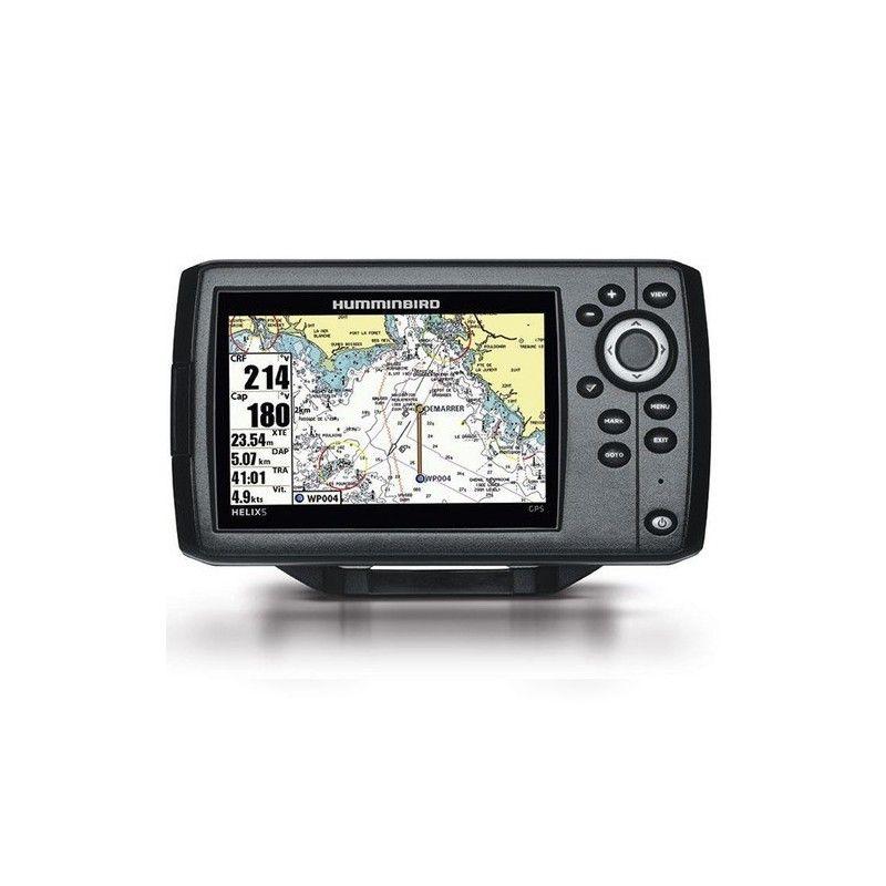 HUMMINBIRD GPS LECTEUR DE CARTE HELIX 5 G2