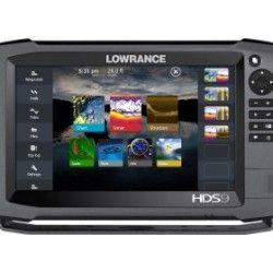 LOWRANCE COMBINE PACK HDS 9 GEN3 AVEC SONDE LSS 2