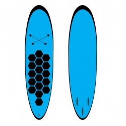AQUAPARX PADDLE GONFLABLE 305 SUP PACKAGE