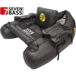 SEVEN BASS FLOAT TUBE GATOR - PVC LINE