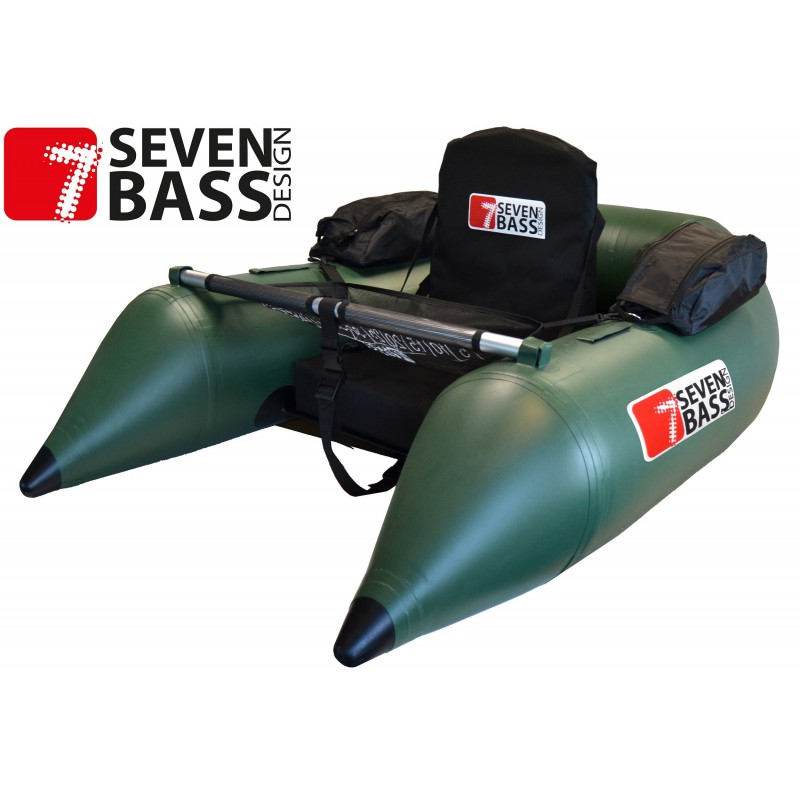SEVEN BASS FLOAT TUBE BIG BOY 180 - HYBRID LINE