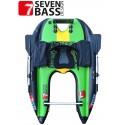 SEVEN BASS FLOAT TUBE FLATFORM - AIR DROPSTITCH LINE