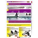 SEVEN BASS PLUG&GO - RAIL SRS (SIDE RACK SYSTEM) - 60 CM