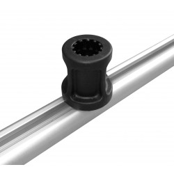 SEVEN BASS PLUG&GO - BASE DE RAIL HORIZONTAL HIGH