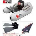 SEVEN BASS FLOAT TUBE INFINITY 160 - HYBRID LINE