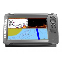 "LOWRANCE COMBINE HOOK 2 9"" - TRIPLE SHOT"