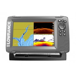 "LOWRANCE COMBINE HOOK 2 7"" - TRIPLE SHOT"