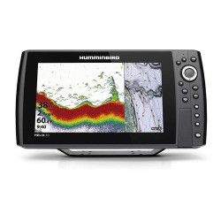 HUMMINBIRD COMBINE HELIX 10 G3N CHIRP DS - SONDE TABLEAU ARRIERE + T°