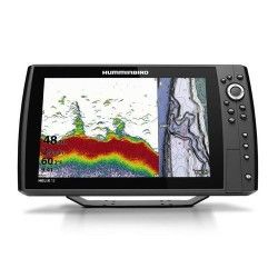 HUMMINBIRD COMBINE HELIX 12 G3N CHIRP DS - SONDE TABLEAU ARRIERE + T°