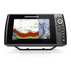 HUMMINBIRD COMBINE HELIX 8 G3N CHIRP DS - SONDE TABLEAU ARRIERE + T°