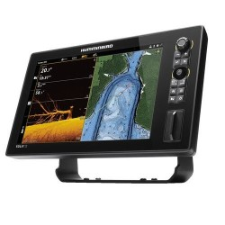 HUMMINBIRD SOLIX 12 G2 MEGA SIDE IMAGING + - SONDE TA + T°