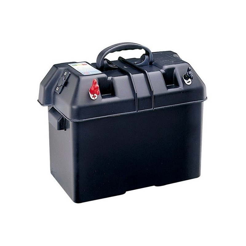 COFFRET DE BATTERIE 330x180x225MM
